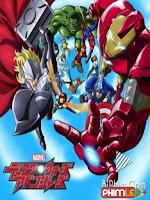 Đĩa Marvel: Biệt Đội Báo Thù