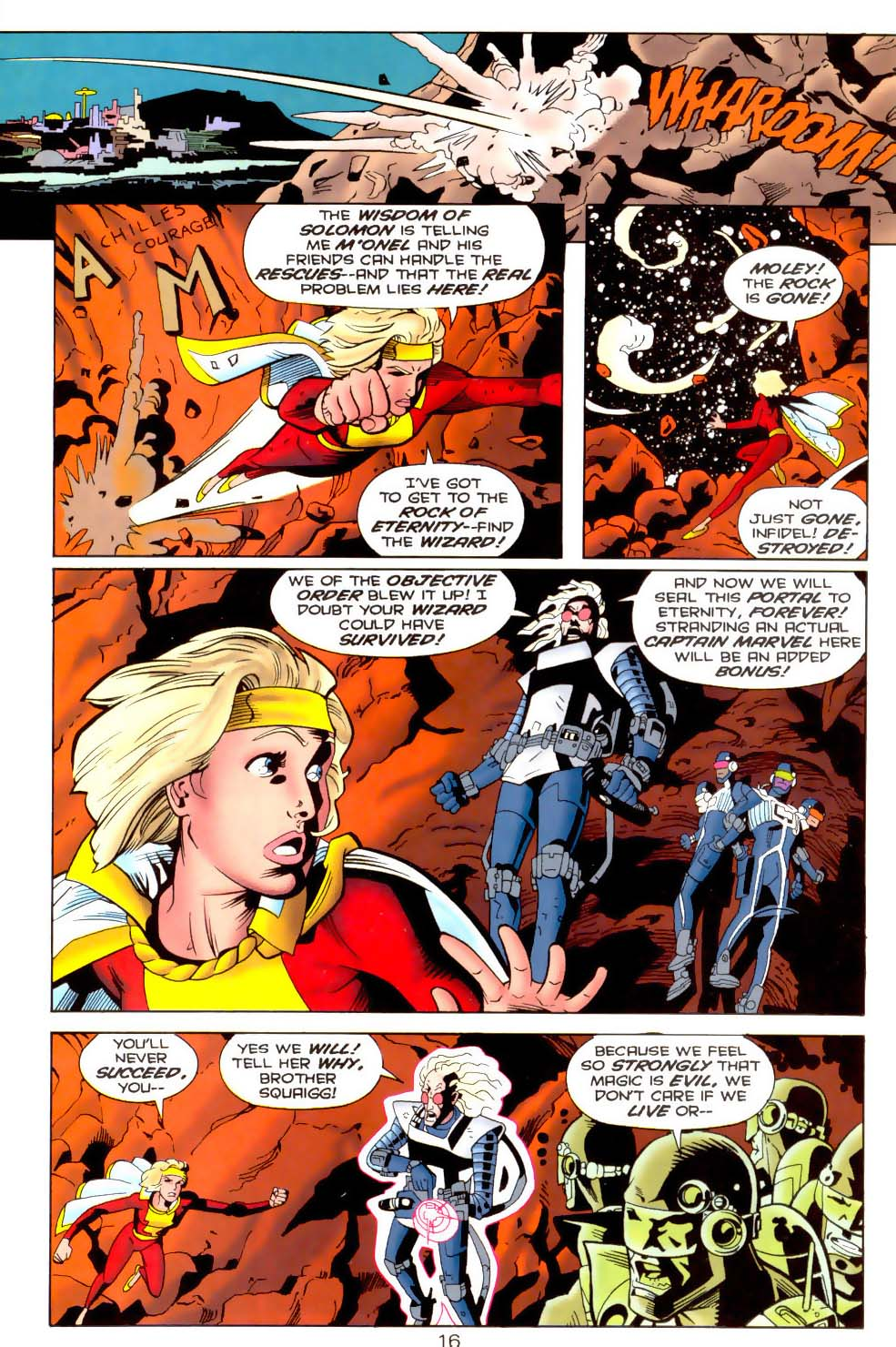 Legion of Super-Heroes (1989) 110 Page 16