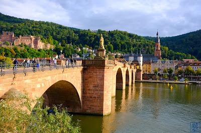 Le Chameau Bleu - Blog Voyage Heildeberg Allemagne - Séjour à Heidelberg - Tourisme Heidelberg Allemagne