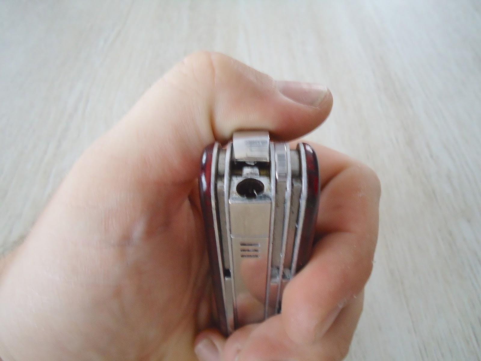 Jeroen S Victorinox Blog Victorinox Swissflame