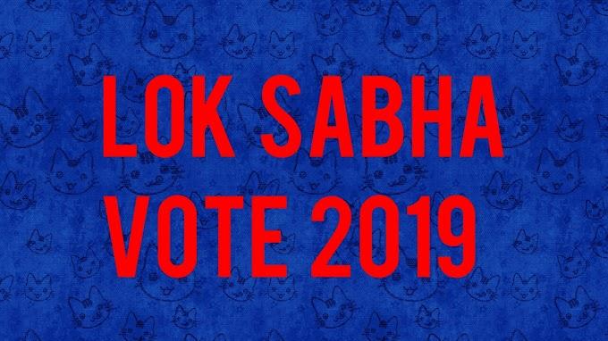 GENERAL ELECTION TO LOK SABHA TRENDS & RESULT 2019