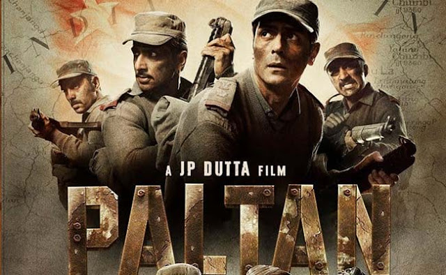 Paltan Movie Cast & Crew Cast