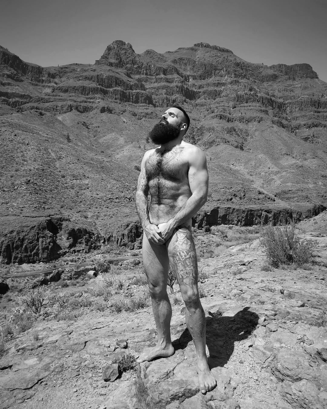 MasculinitY, by Jonathan (NSFW).