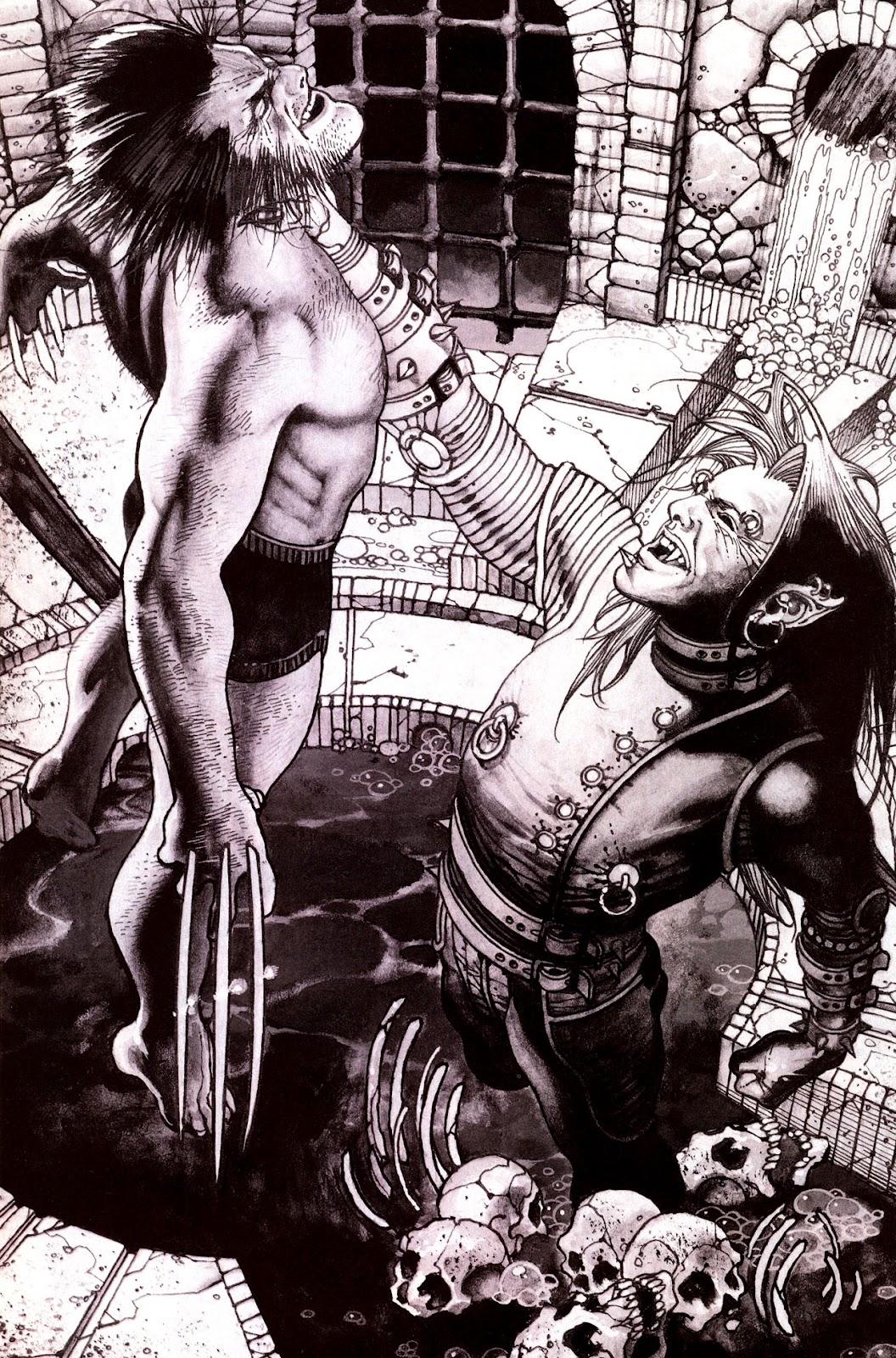 Read online Wolverine (2003) comic -  Issue #53 - 15