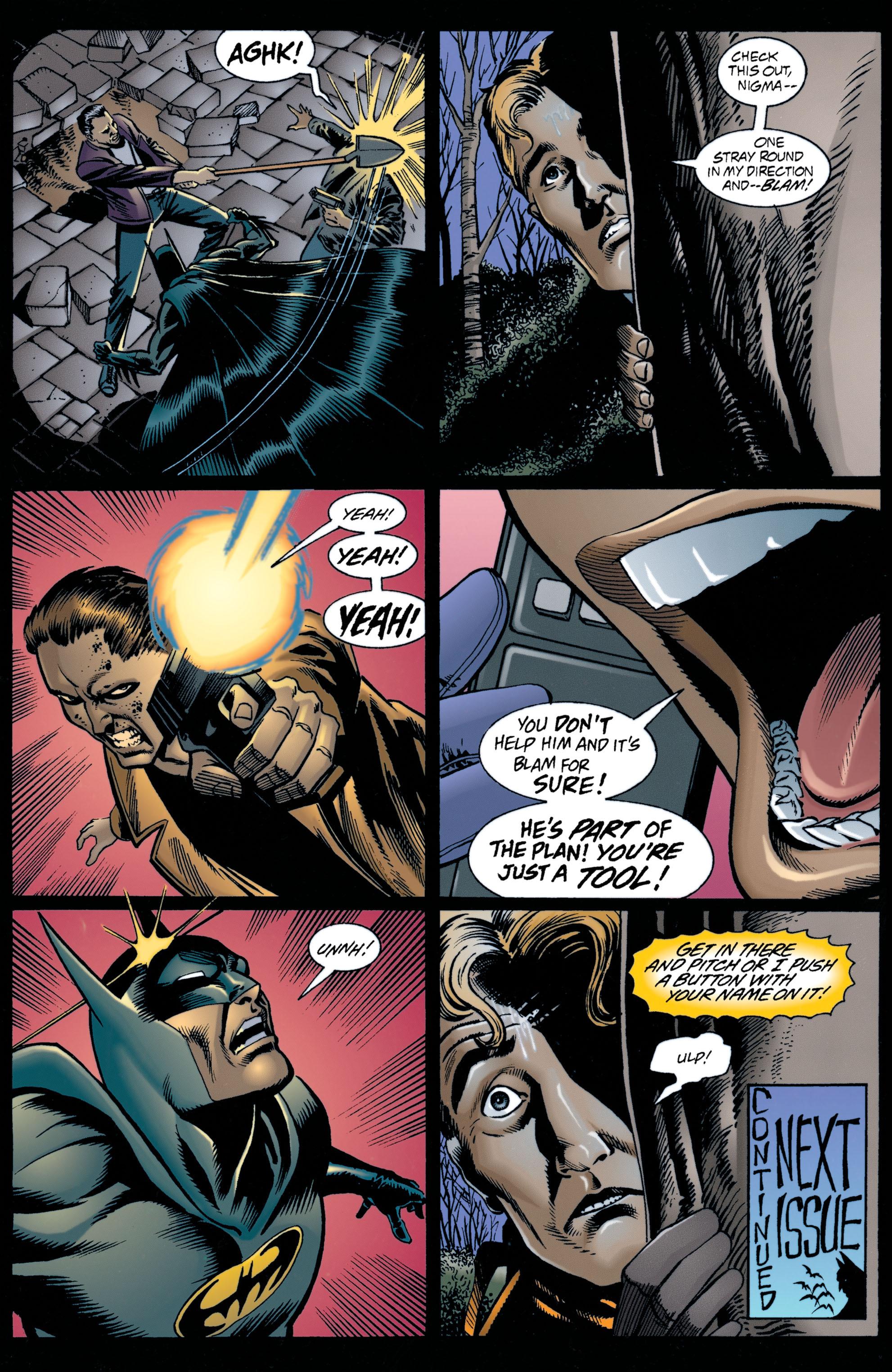 Detective Comics (1937) 706 Page 22