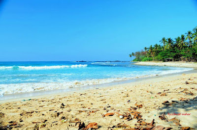 Tempat Wisata Indah Pantai Legon Pari Di Bayah Provinsi Banten