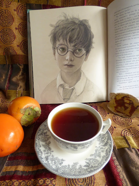 novelty tea, Harry Potter gifts