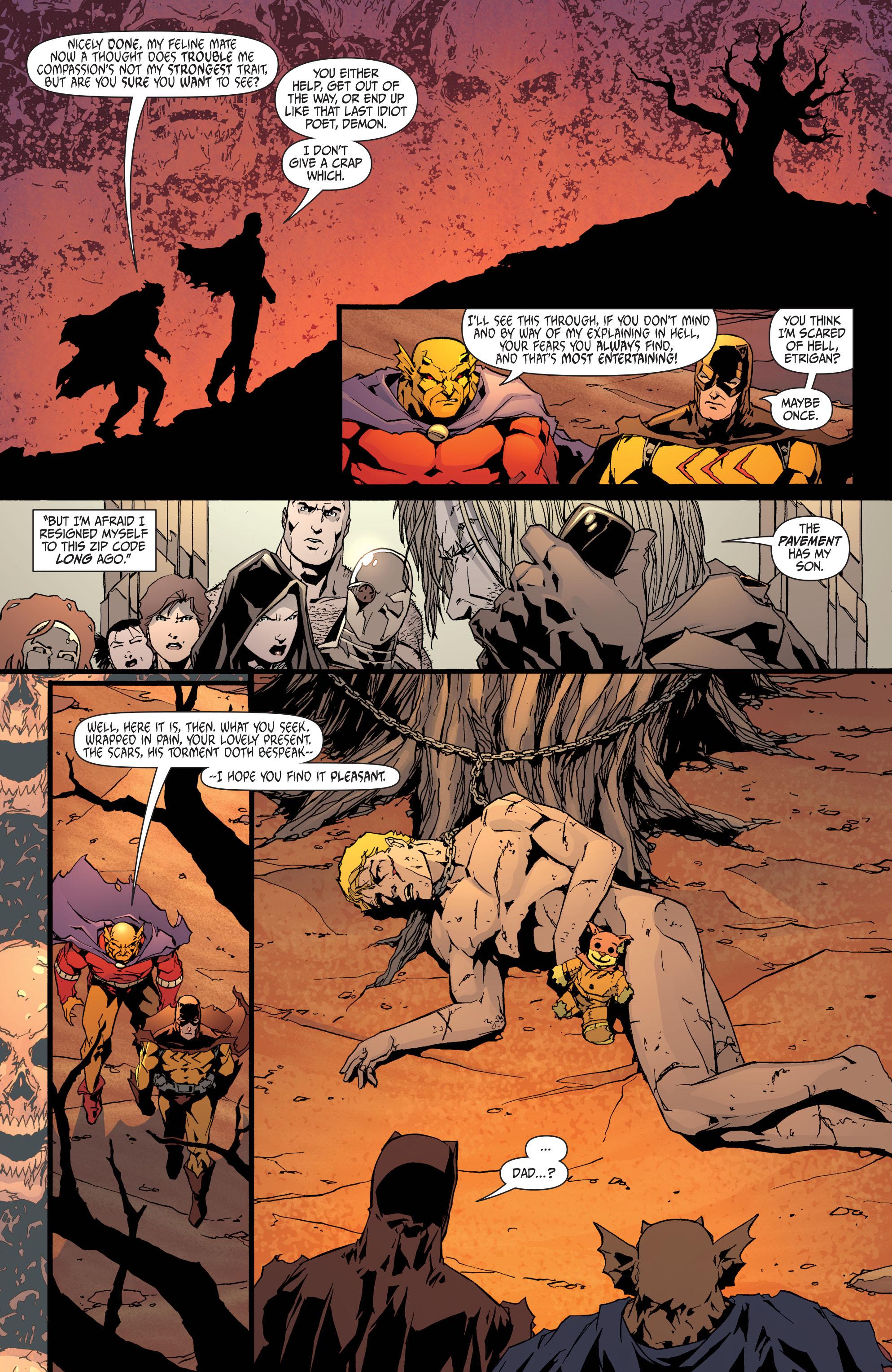 Read online Secret Six (2008) comic -  Issue #32 - 13
