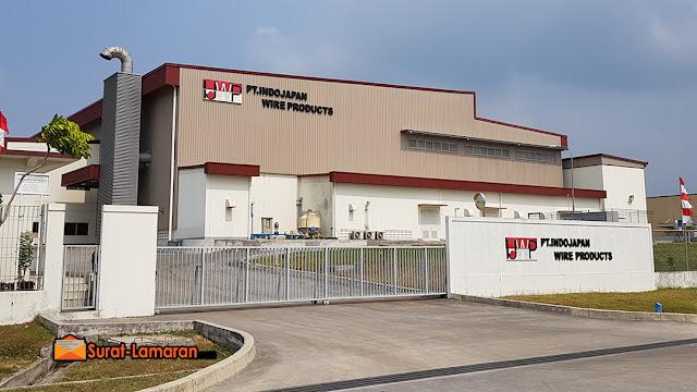 Lowongan Kerja PT. Indojapan Wire Products KIM Karawang