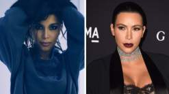 Image of Camilla Osman and Kim Kardashian