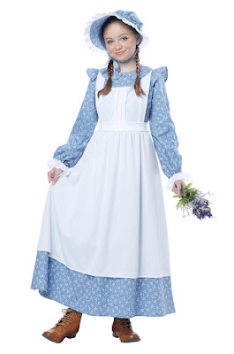 kitchen apron for kids chocolate cabinets gifts who love little house on the prairie | what ...