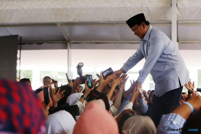 Komunitas Ojek Online Dan Guru Honorer Dukung Prabowo-Sandi