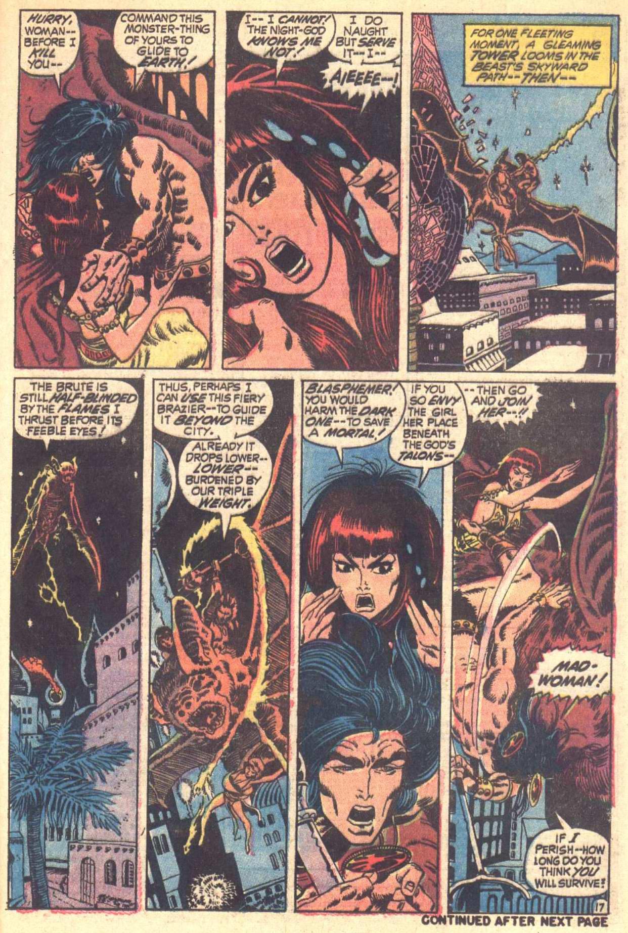 Conan the Barbarian (1970) Issue #6 #18 - English 18