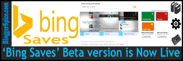 Bing feature