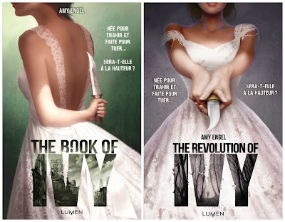 The Book of Ivy / The Revolution of Ivy d'Amy Engel