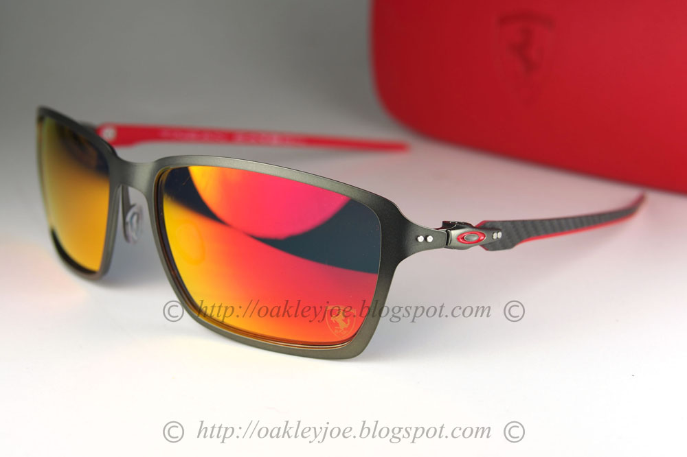 bd66bfb8ef2 Singapore Oakley Joe s Collection SG  Scuderia Ferrari