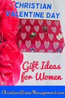 Christian Valentine Day gift ideas for women