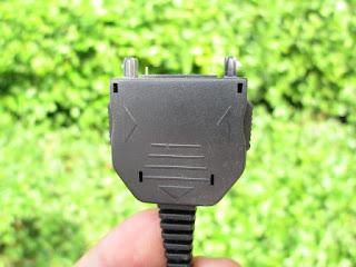 charger hape PanasonIc GD92 jadul