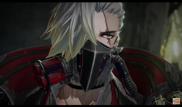 New Trailer for Code Vein released