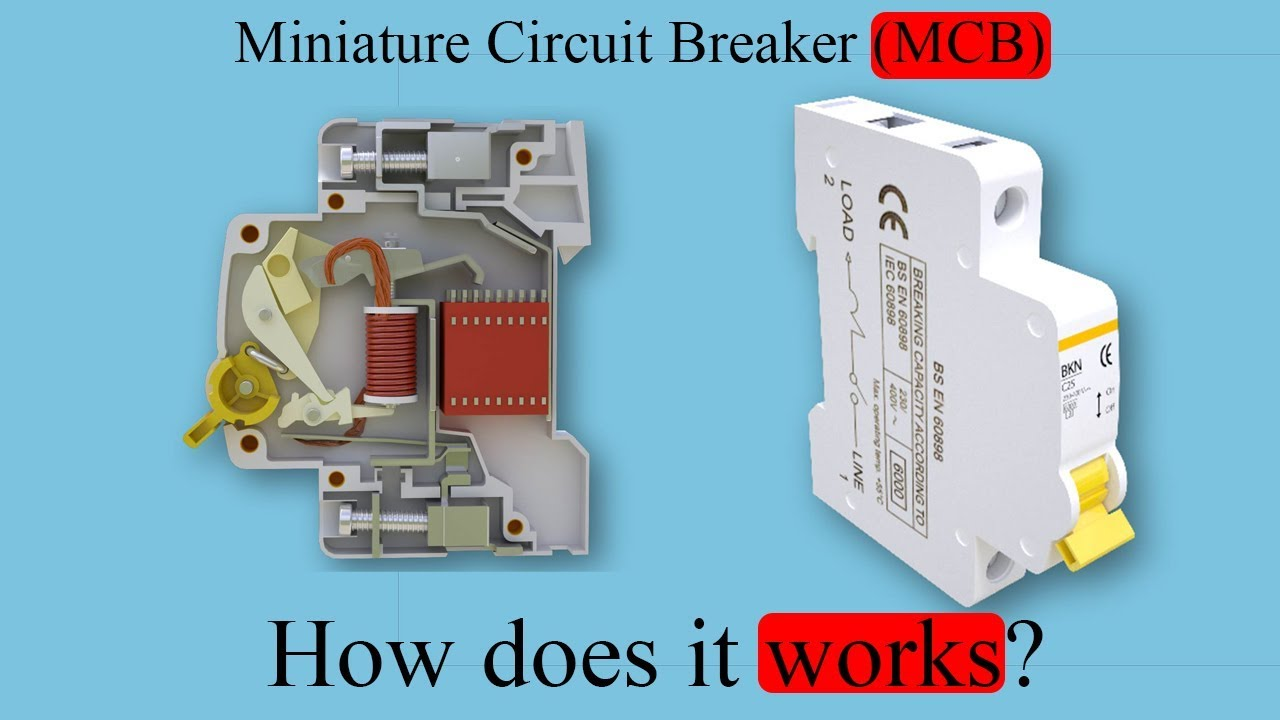 Miniature Circuit Breaker (MCB) - ElectricalWorld360.com