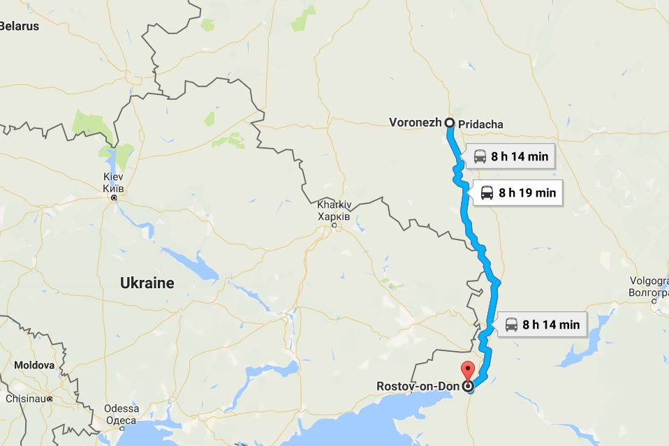 Russian Railways to bypass Ukraine in new route - Fort Russ