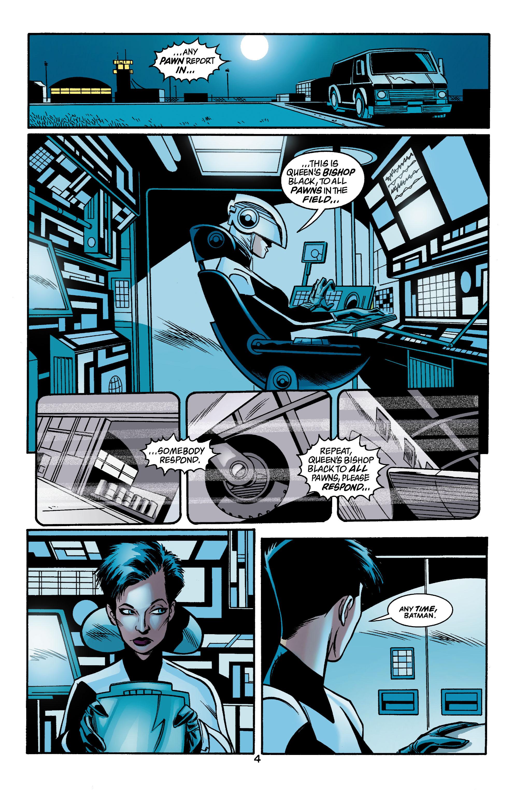 Detective Comics (1937) 775 Page 4