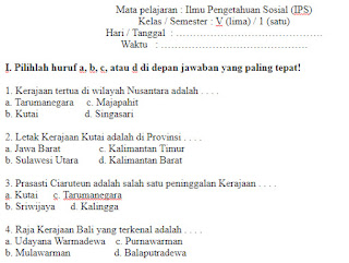 Soal-UAS-UKK-IPS-kelas-5-SD-Semester-1