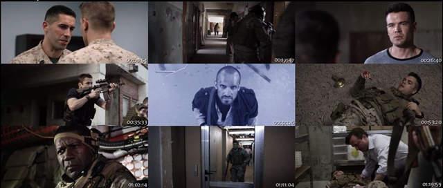 Jarhead 3: El Asedio (2016) DVDRip Latino
