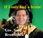 Our Idiot Governor Sam Brownback