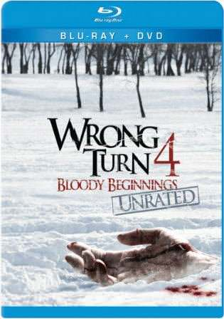 Wrong Turn 4 Bloody Beginnings 2011 BRRip 280Mb UNRATED English 480p Watch Online Full Movie Download bolly4u