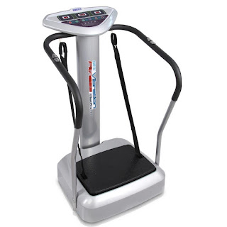 Hurtle HURVBTR85 Vibration Platform Fitness Machine Crazy Fit Massager, image, review features & specifications