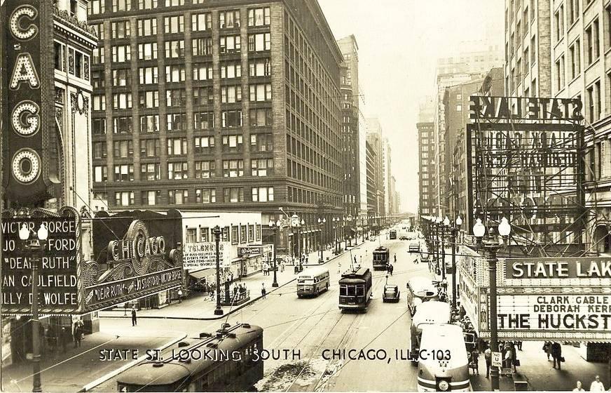 Chuckman S Collection Chicago Postcards Volume 04