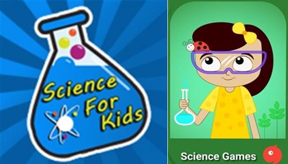 Aplikasi sains untuk anak di windows 10