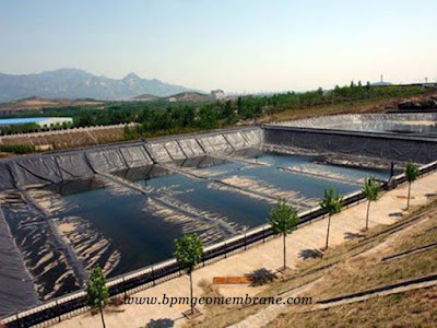 smooth hdpe geomembrane in France