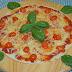 عجينة البيتزا أو المنقوشة الخالية من الغلوتين ومشتقّات الحليب