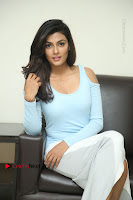 Anisha Ambrose Latest Pos Skirt at Fashion Designer Son of Ladies Tailor Movie Interview .COM 1192.JPG