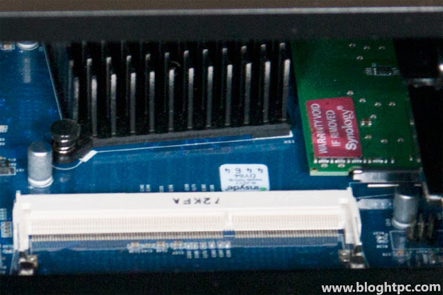 RAM Synology DiskStation DS718+