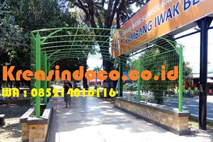 Rambatan Pohon Pemasangan di Sentul Nirwana, Sentul City Bogor