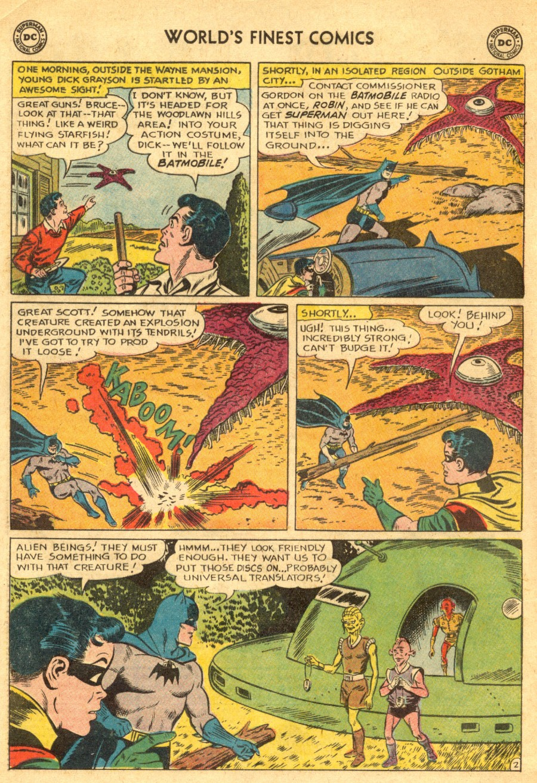 Read online World's Finest Comics comic -  Issue #130 - 4