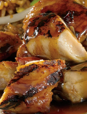 pressure cooker bourbon barbecue chicken