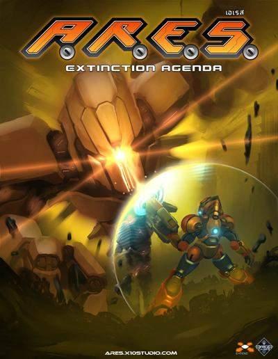 A.R.E.S. Extinction Agenda PC Full Español Descargar EXE 1 Link 2011