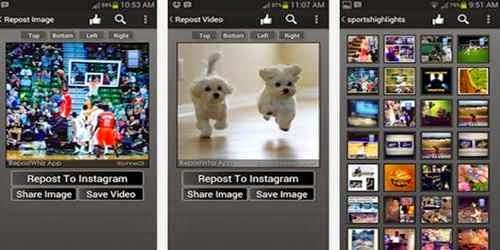 Aplikasi untuk menyimpan video dan foto dari Instagram ke Smartphone dan Tablet Android m 2 Aplikasi Android Untuk Download Video dan Foto Instagram