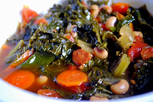 How to Make Turnip Greens Soup