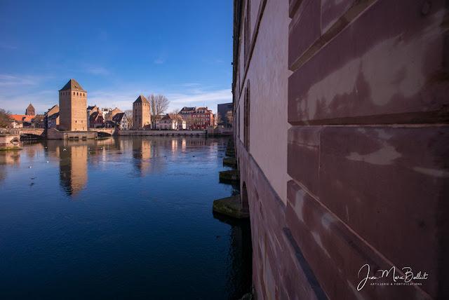 Ponts-couverts (Strasbourg, février 2019)