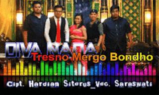 Lirik Lagu Tresno Mergo Bondho - Saraswati