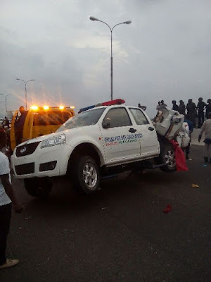 A terrible engine mischance on Third Mainland Bridge in Lagos, Southwest Nigeria has guaranteed five lives, the Lagos State Emergency Management Agency, LASEMA, has affirmed.