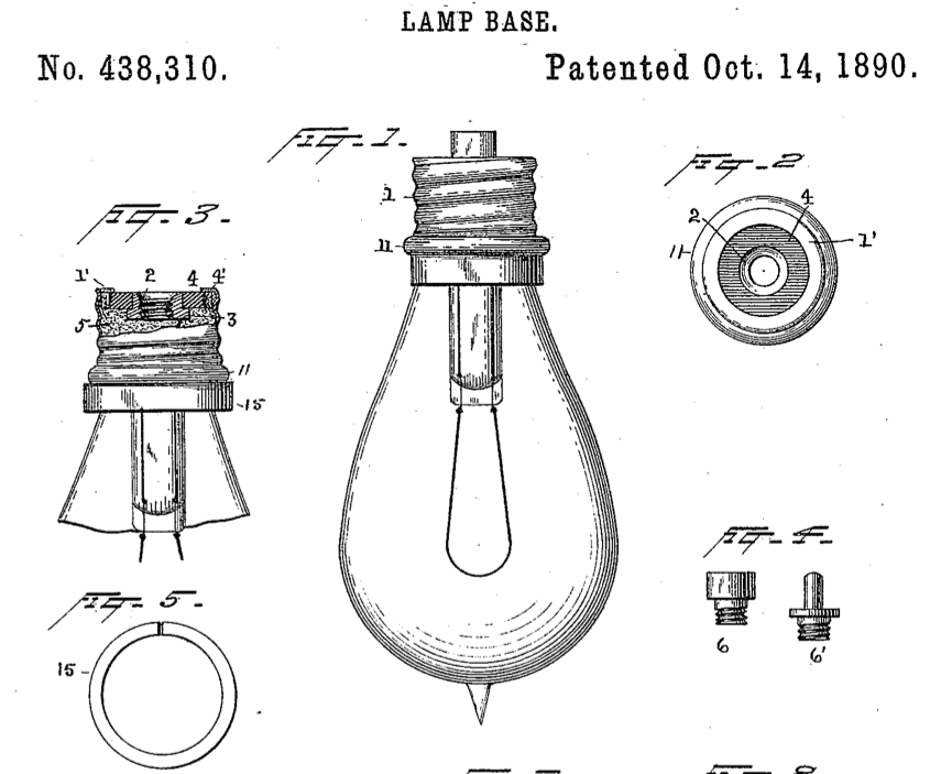 Eugene Shteyn's Blog: Invention of the Day: Power Plug