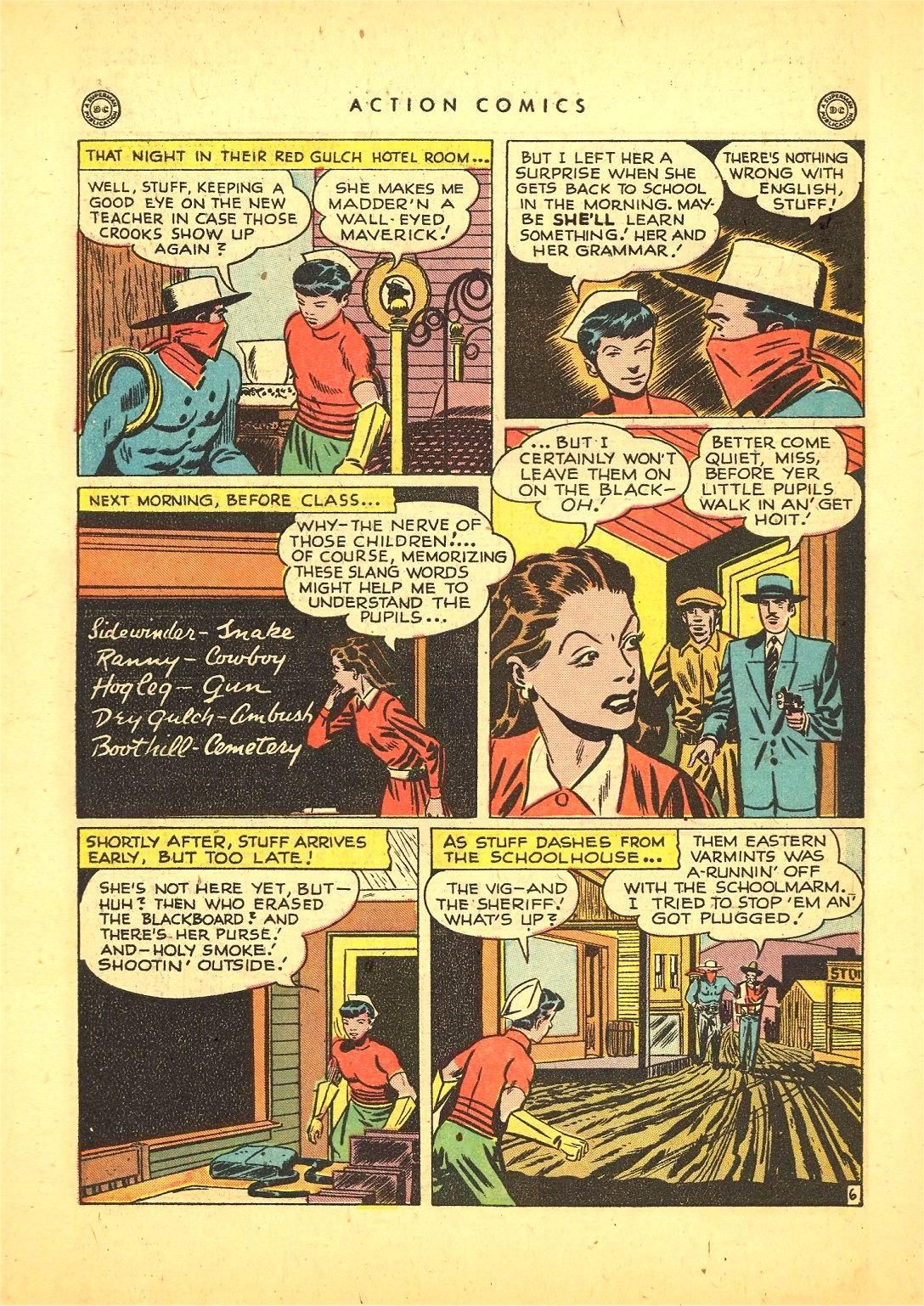 Action Comics (1938) 117 Page 42