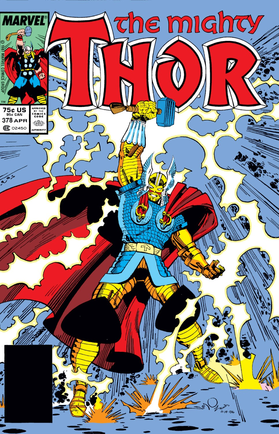 Thor (1966) 378 Page 1
