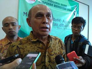 Pedas! Kivlan Zen Sebut SBY Licik Tak Ingin Ada Jenderal Saingan Jadi Presiden